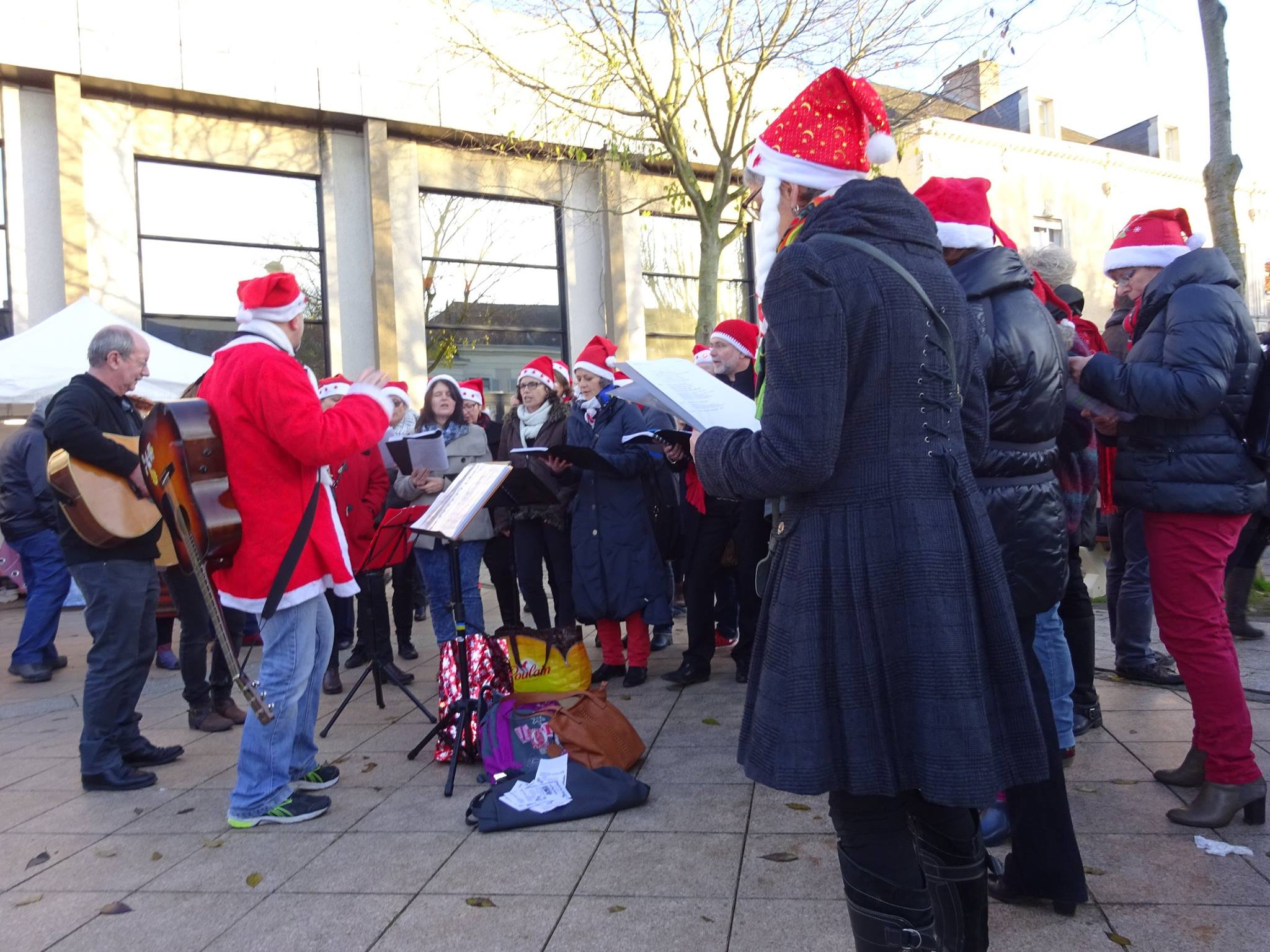 2015-12-12 – Au marché de Noël (4) Sabrina